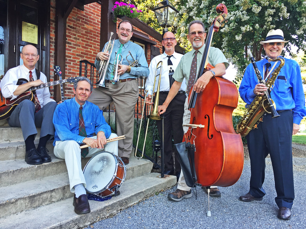 Potomac River Jazz Club - Special Events